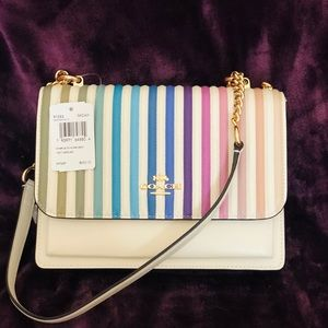Coach Klare Crossbody with Ombré Quilting